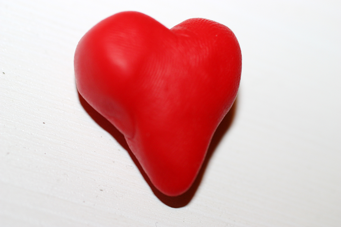 Романтично сърчице