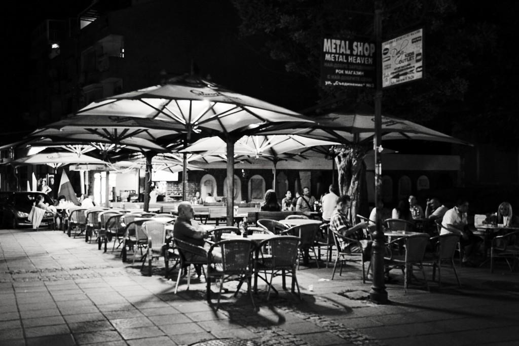 Кафе на Богориди