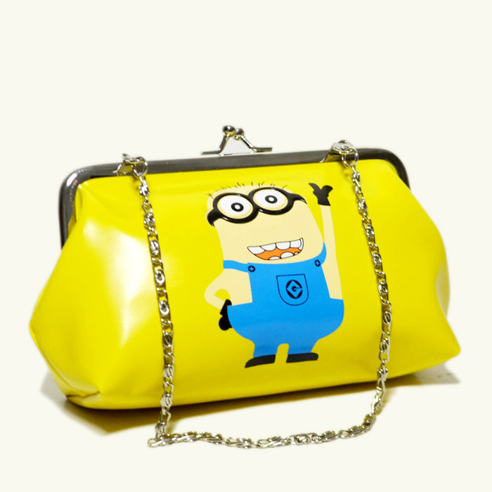 cute-Despicable-me-2-minion-anime-leather-money-women-clutch-purse-evening-clutch-for-women-cartoon