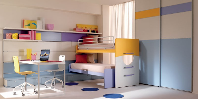 two-storey-beds-design-for-kids-bedroom-and-furniture-ideas-by-doimo-city-line